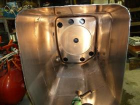 Промывка топливного бака